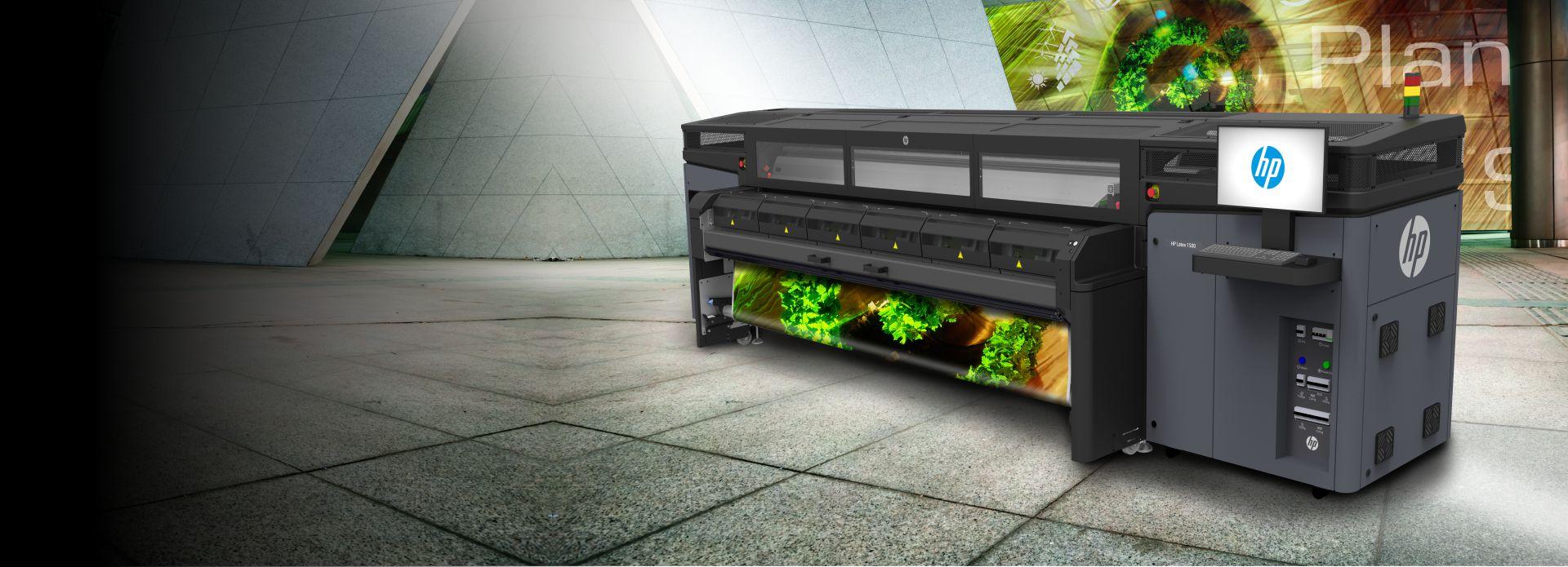HP Latex 1500   HP Latex